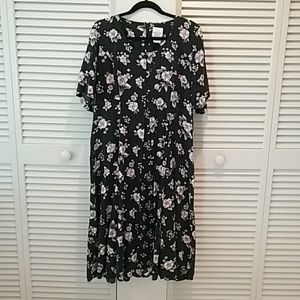 Bentley Woman's Floral Dress